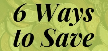 6 ways to Save with Pay Monthly Website Design